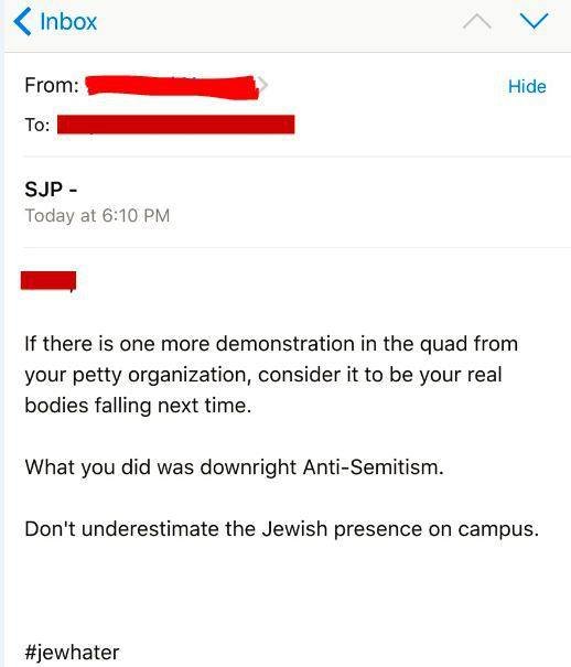 SJP Email