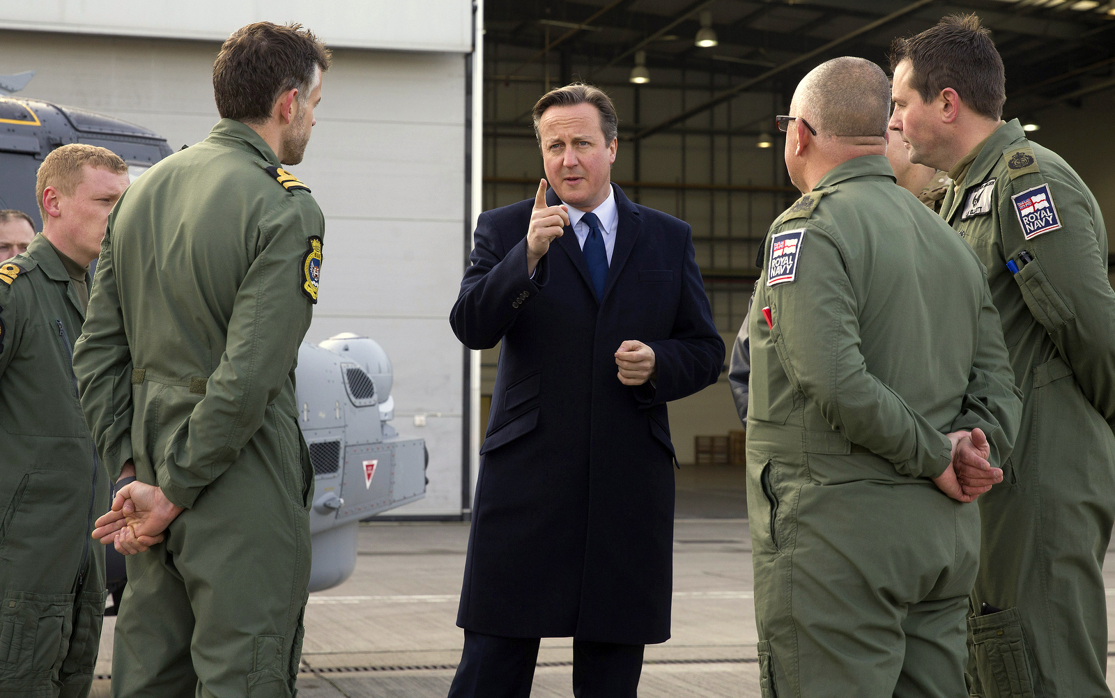70,000 Moderate Fighters in Syria? It's Another Cameron Photoshop