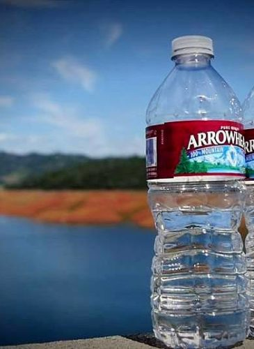 Nestle brand Arrowhead water bottlers. (Screenshot)