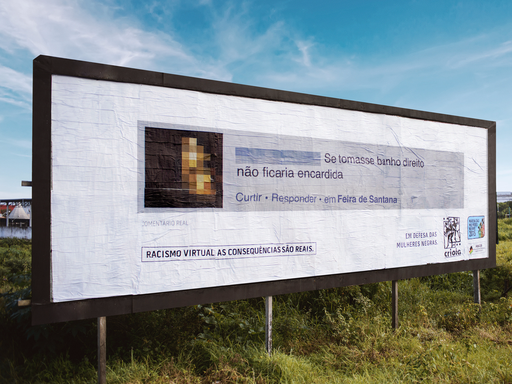 People's Racist Facebook Comments Are Ending Up On Billboards Near Their Homes