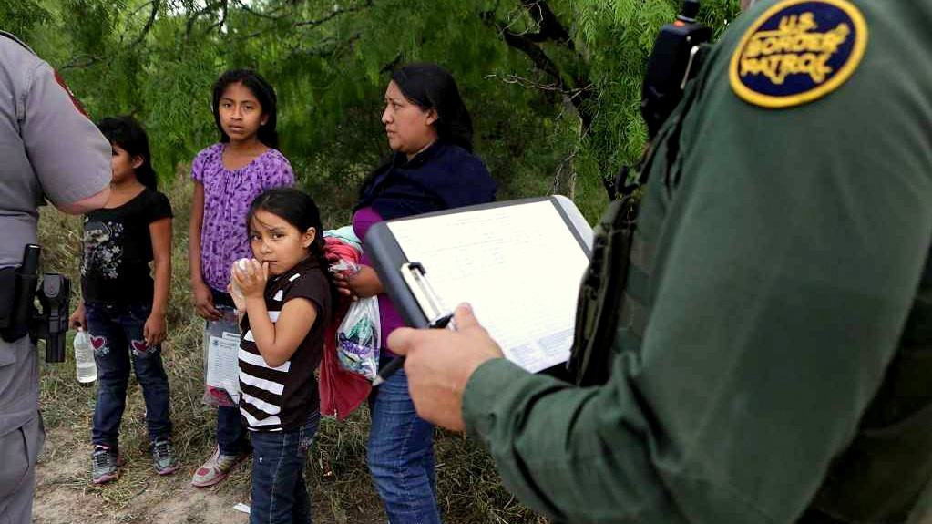 Immigration Of Central American Children Surges Again At U.S. Border