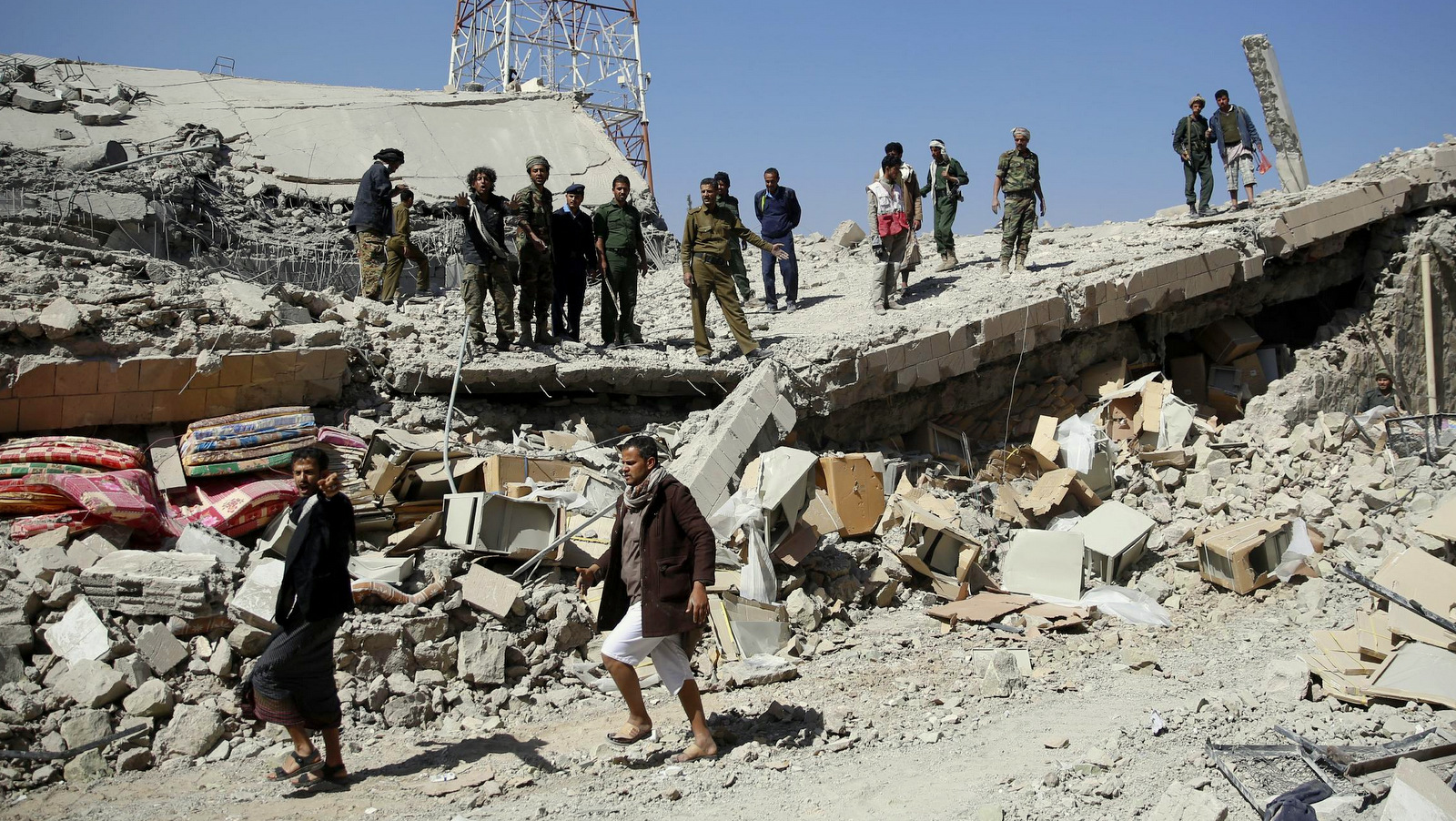 US, British Advisers To Assist Saudi Arabia With Target Acquisition For Yemen Airstrikes