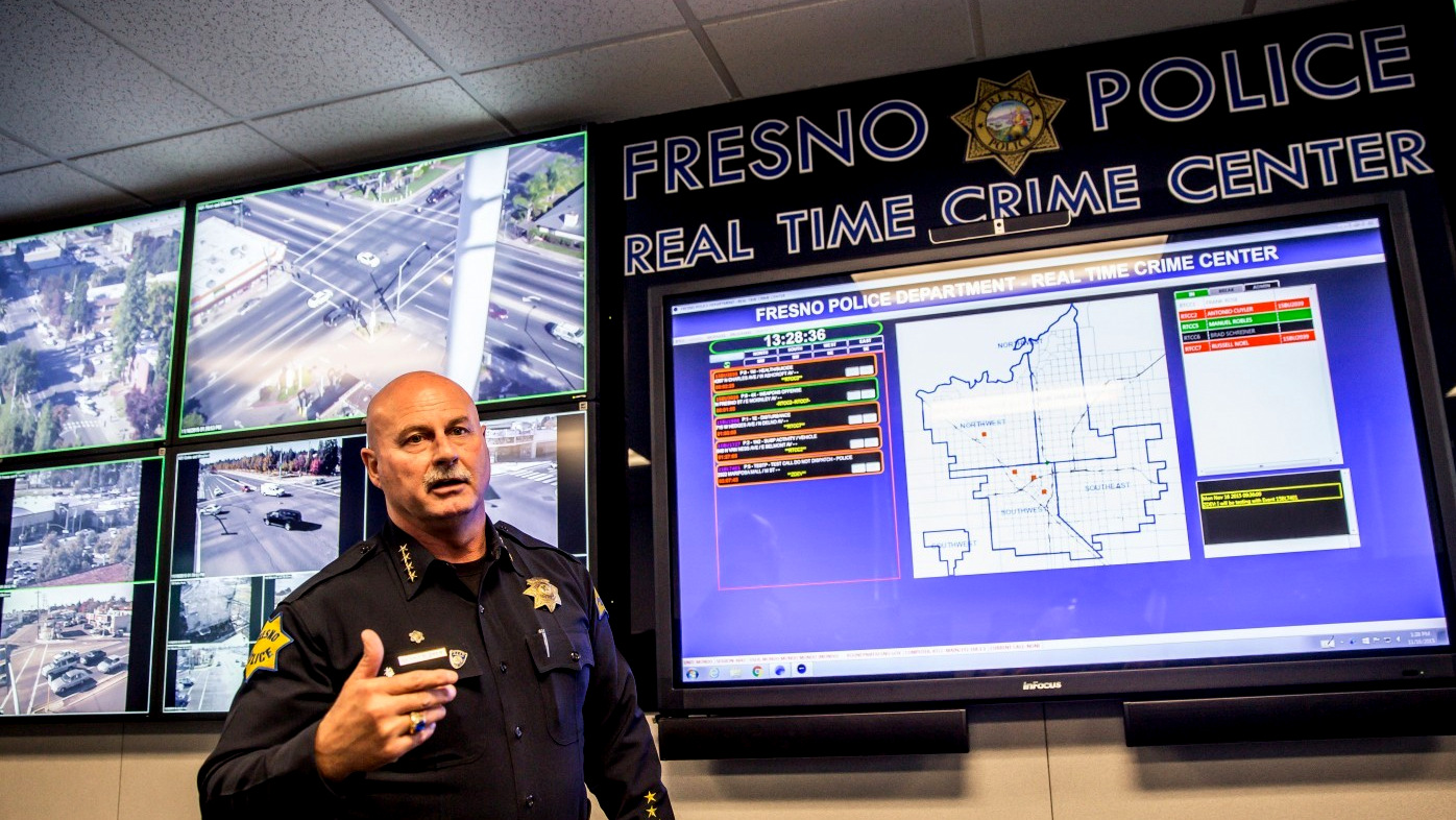 Fresno Police Roll Out Dystopian 'Threat Ranking' System