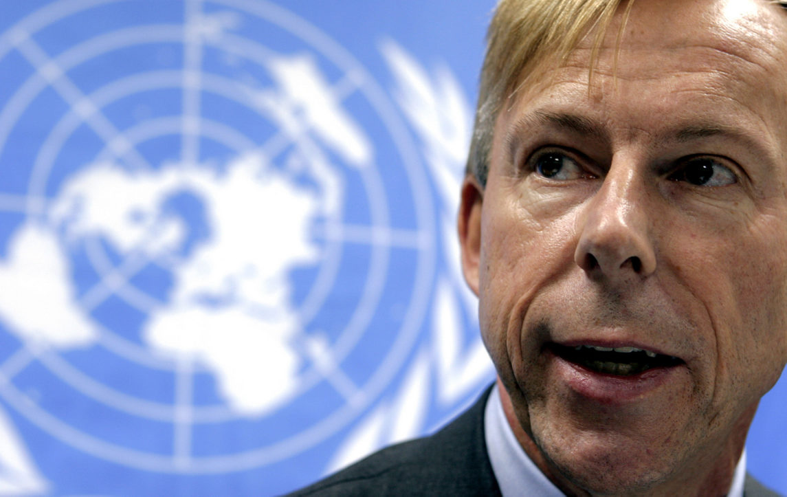 UN Whistleblower Suspended For Exposing Sexual Abuse By Peacekeepers Is Exonerated
