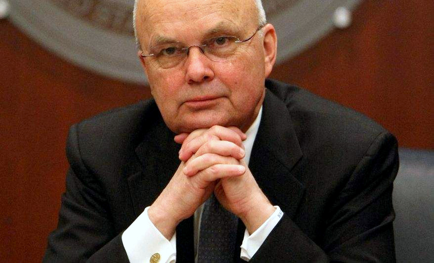 Ex-NSA Chief Backs Apple On iPhone 'Back Doors'
