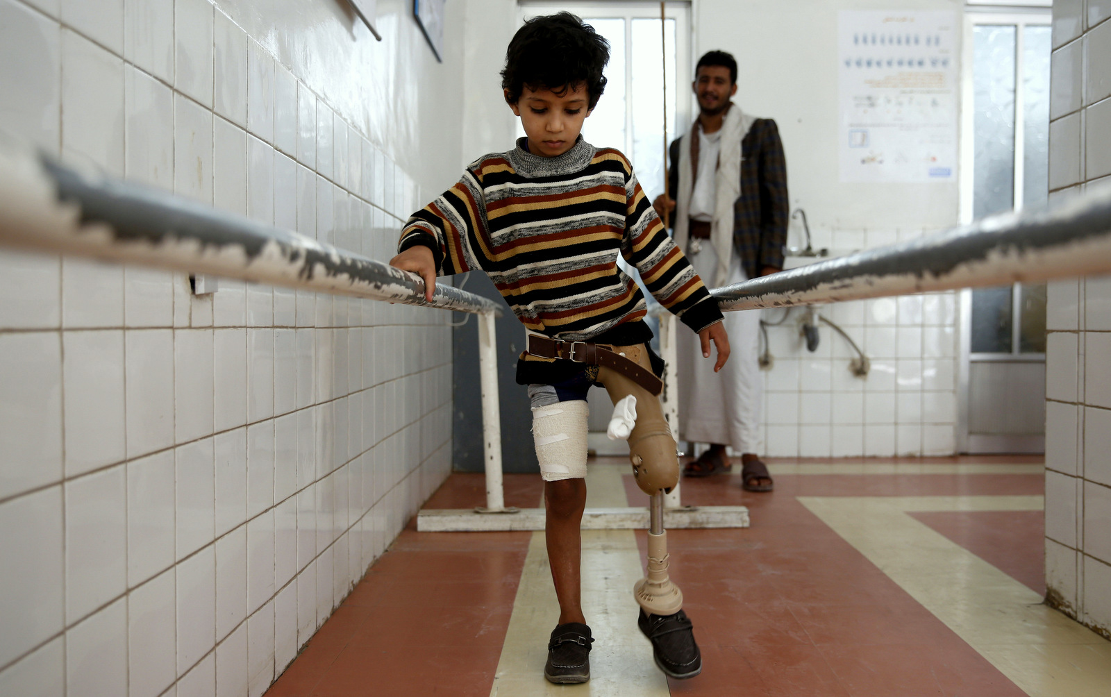 Why Aren't Negotiations Being Considered to Resolve the Humanitarian Crisis in Yemen?