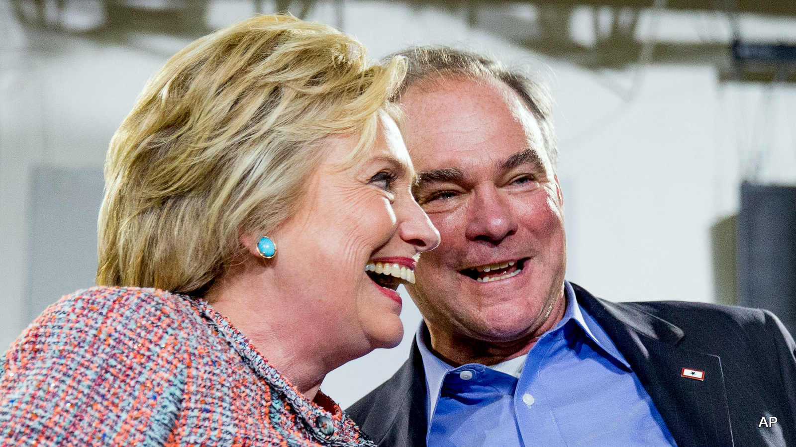 Clinton Inflames Progressive Base With Choice Of Tim Kaine As Vice President