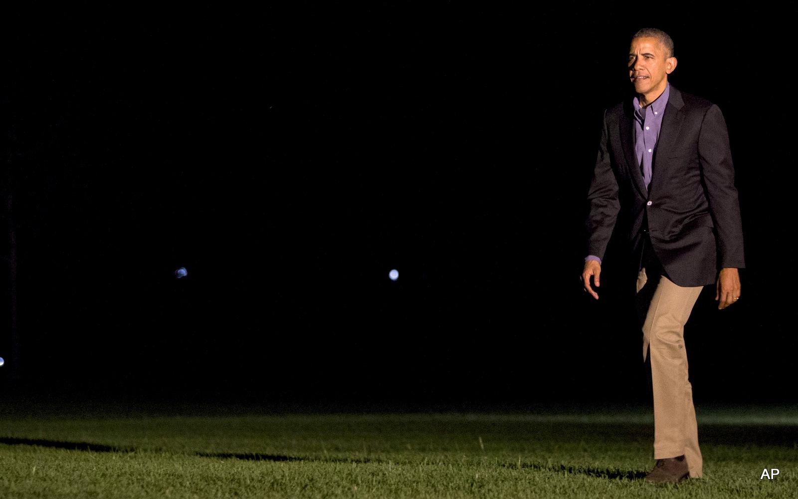 Barack Obama Honors Slain Dallas Officers Amid Rising National Tensions