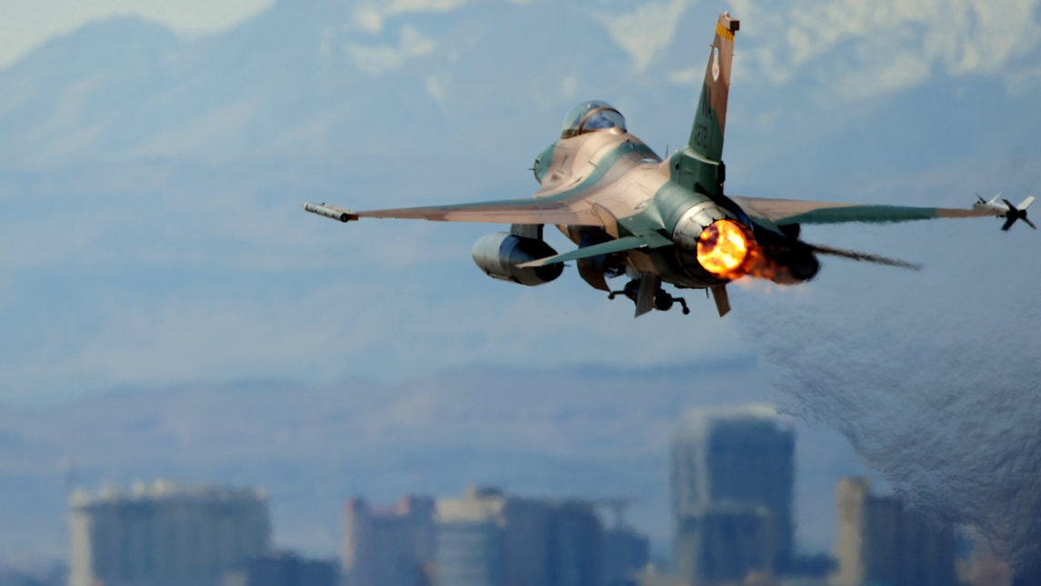 Israel, Pakistan To Join Nevada War Games As US Prepares For Large-Scale Space & Cyber Wars