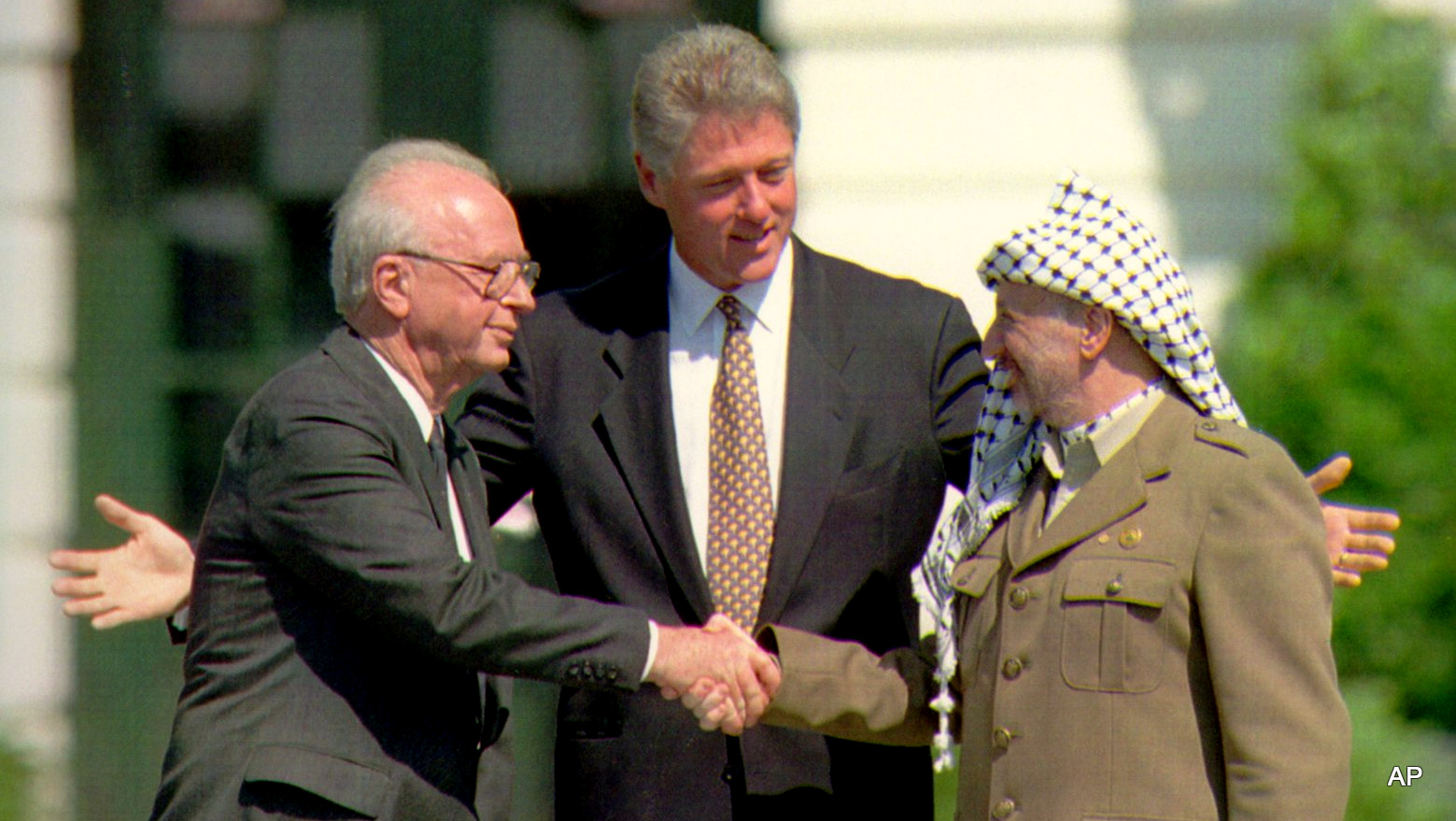 The Oslo Impasse: A 23-Year-Old Deal That Benefits Israel At The Expense Of Palestine