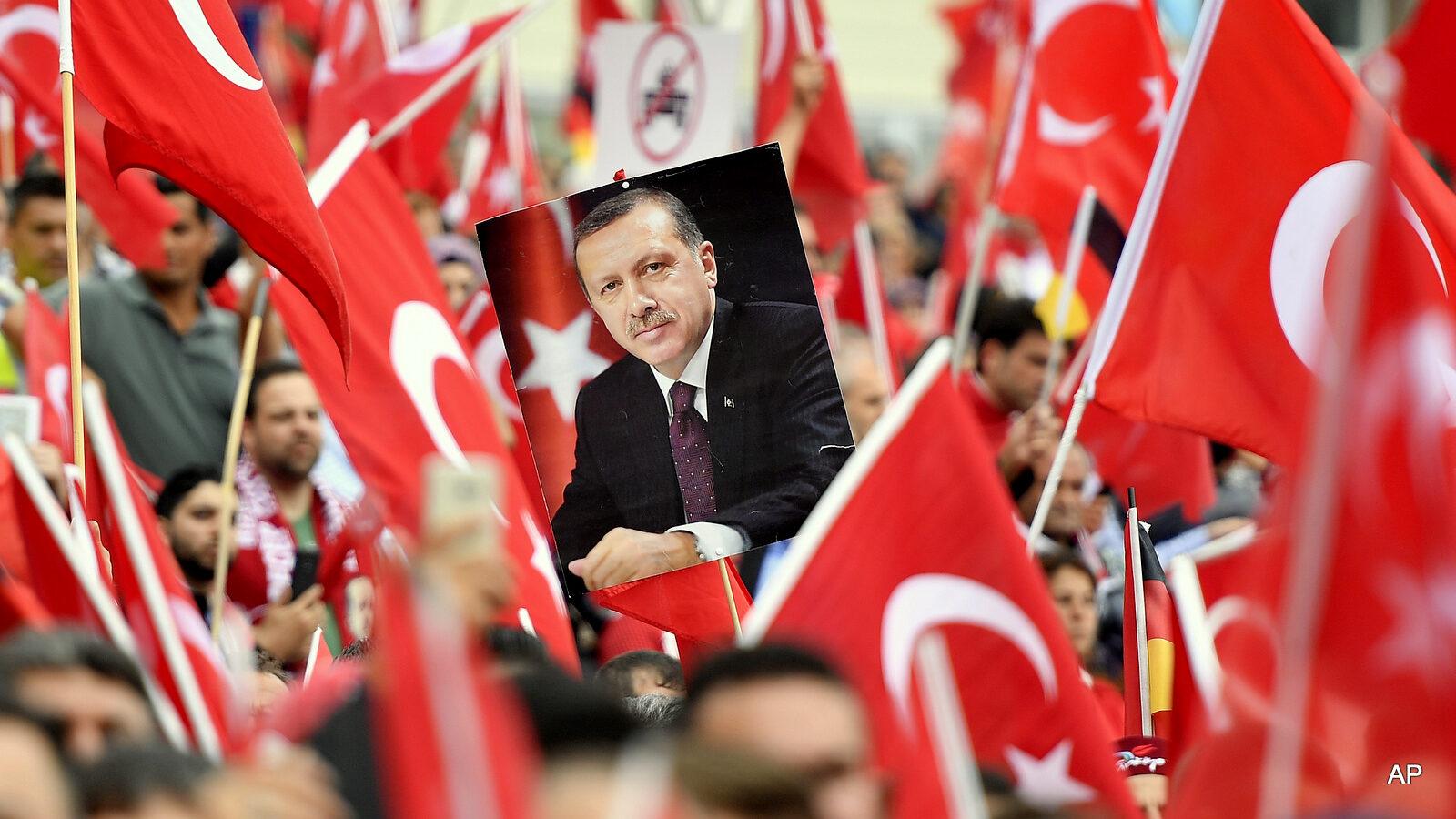 Hasil gambar untuk erdogan win the election