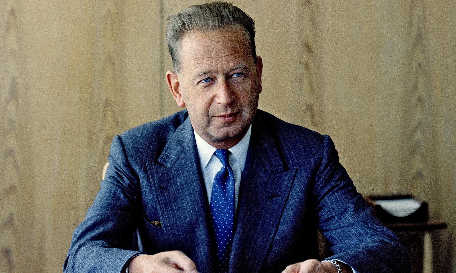 UN Investigating Suspicious Death Of Former UN Head, Allegedly Killed By CIA