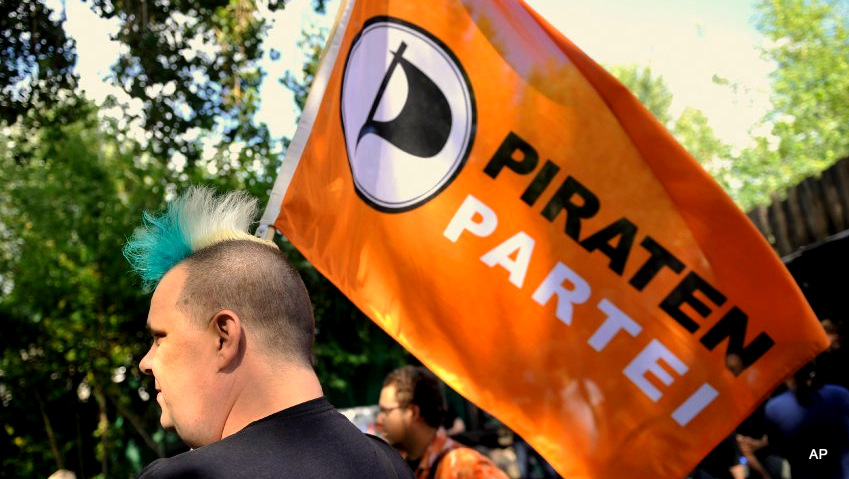 Iceland's Pirate Party Slated To Win National Election