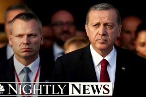Newsbud is requesting that NBC and MSNBC issue a public retraction of and an official explanation for a false report about the Turkish Coup, claiming President Erdogan sought asylum in Germany, NBC quoted an anonymous senior Pentagon official as the source of the claim. (YouTube screenshot)