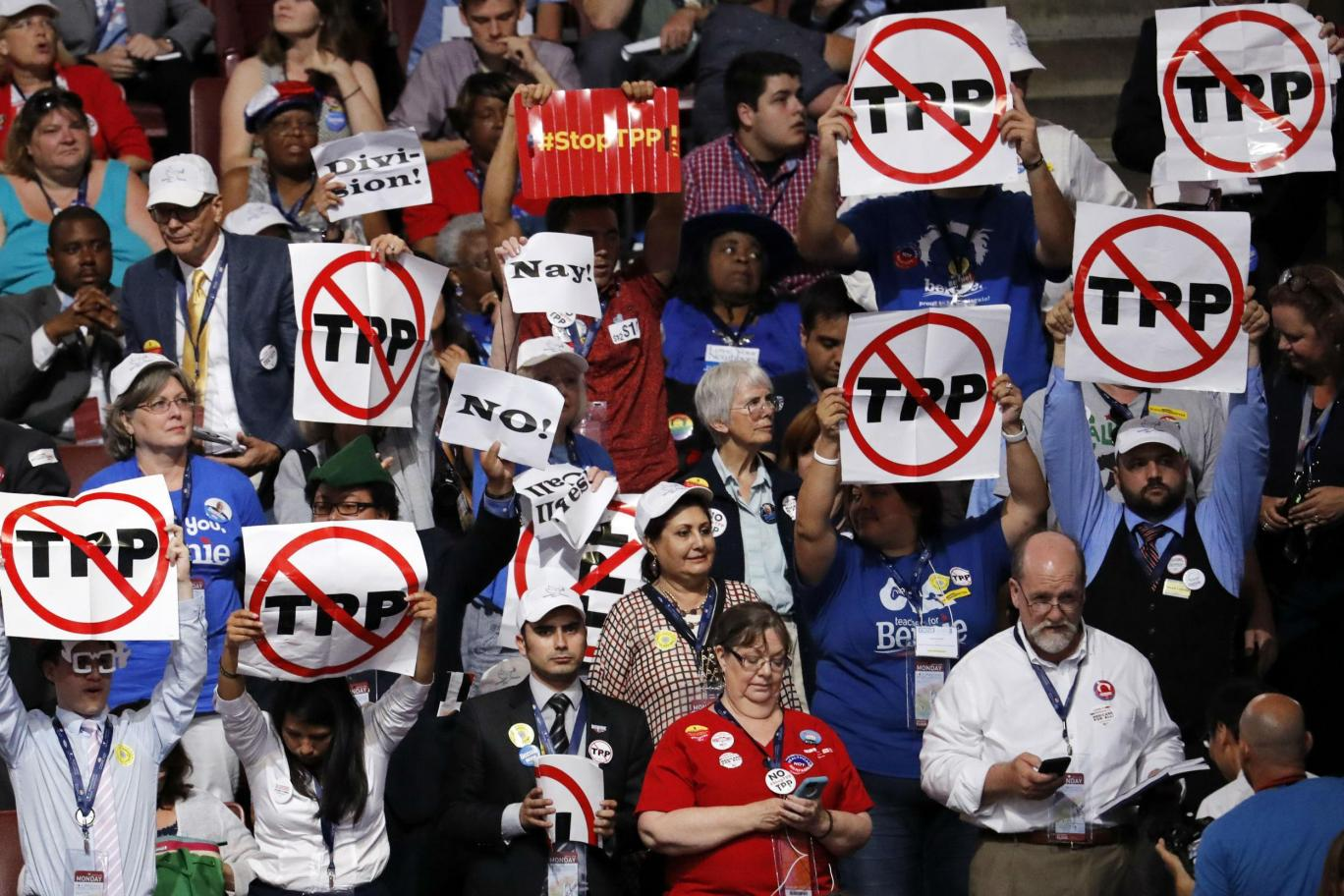 Why The Mainstream Media Is Silent About The Trans-Pacific Partnership