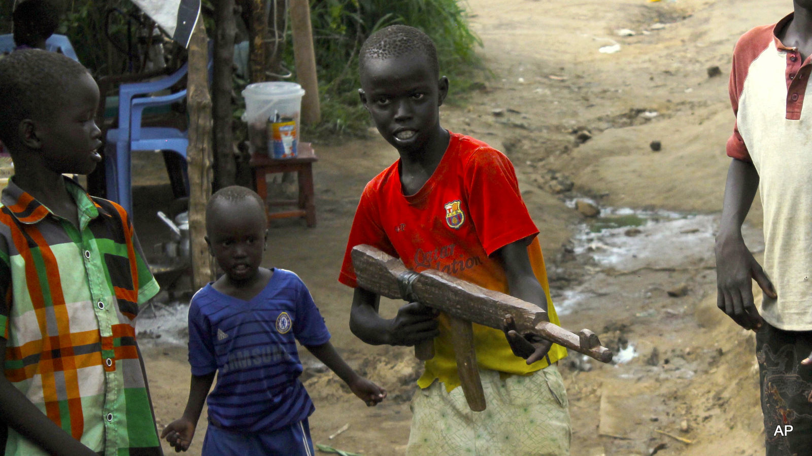 South Sudan: US Empire Stirs Violent Brew Of Blood & Oil As China Threatens Western Hegemony