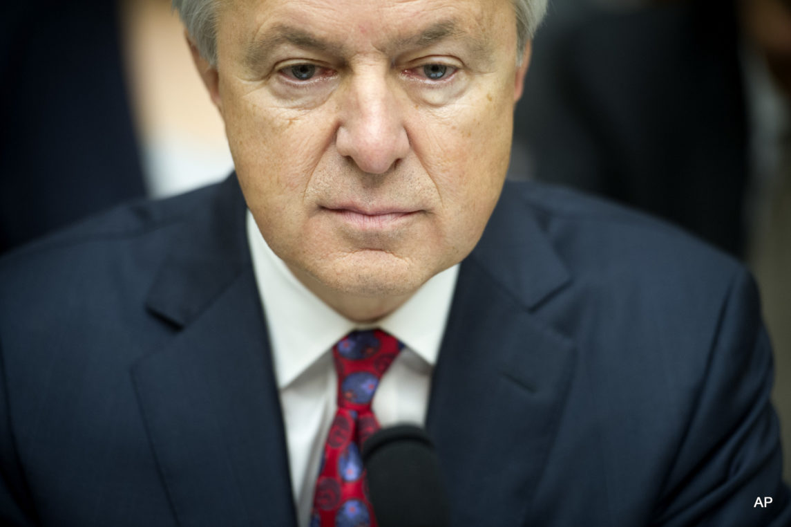 Wells Fargo CEO Steps Down With $134M Payout, Faces No Charges For Fraud