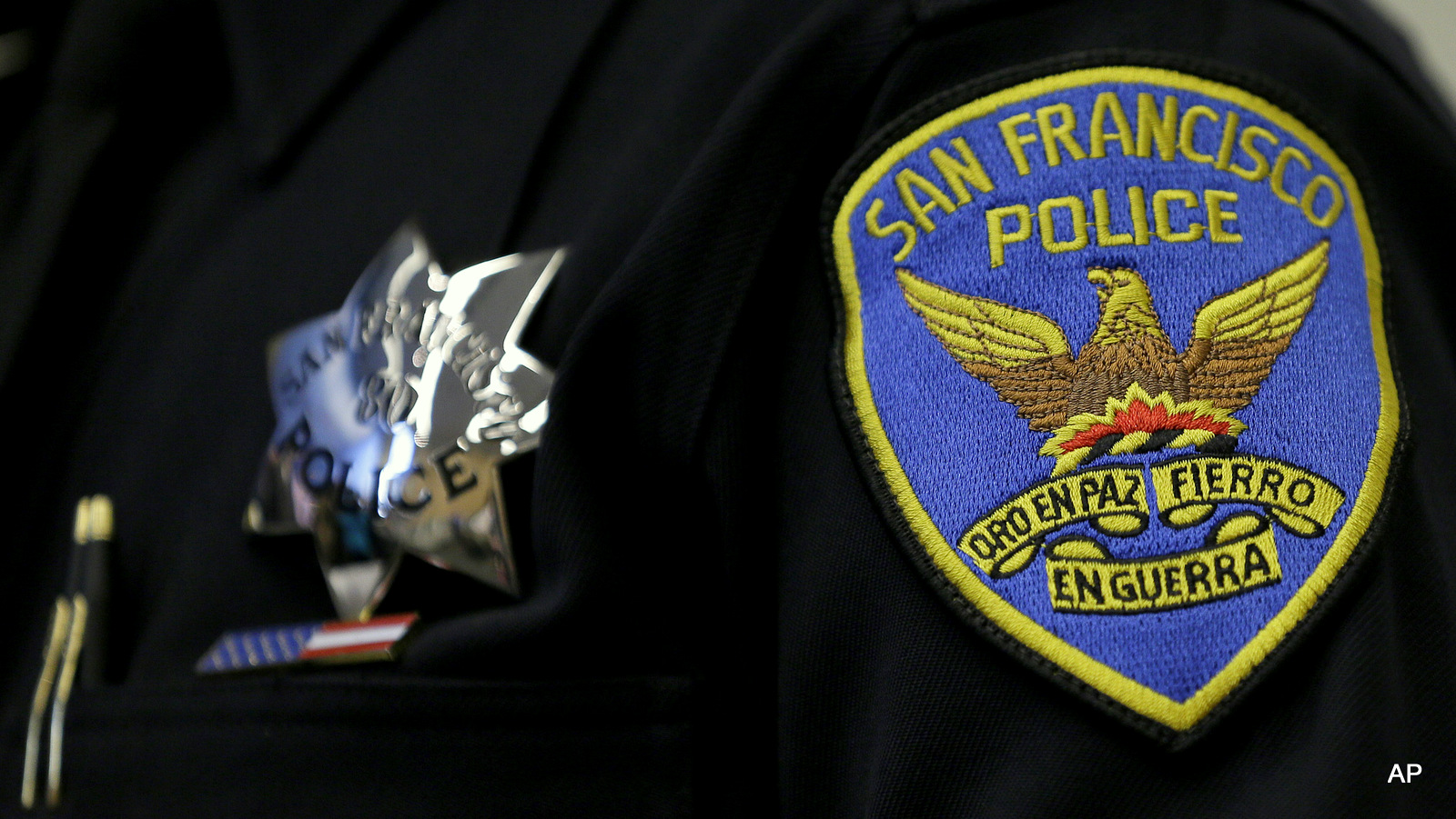 A DOJ report found female and minority recruits got fired more often than white men who'd joined San Francisco police.