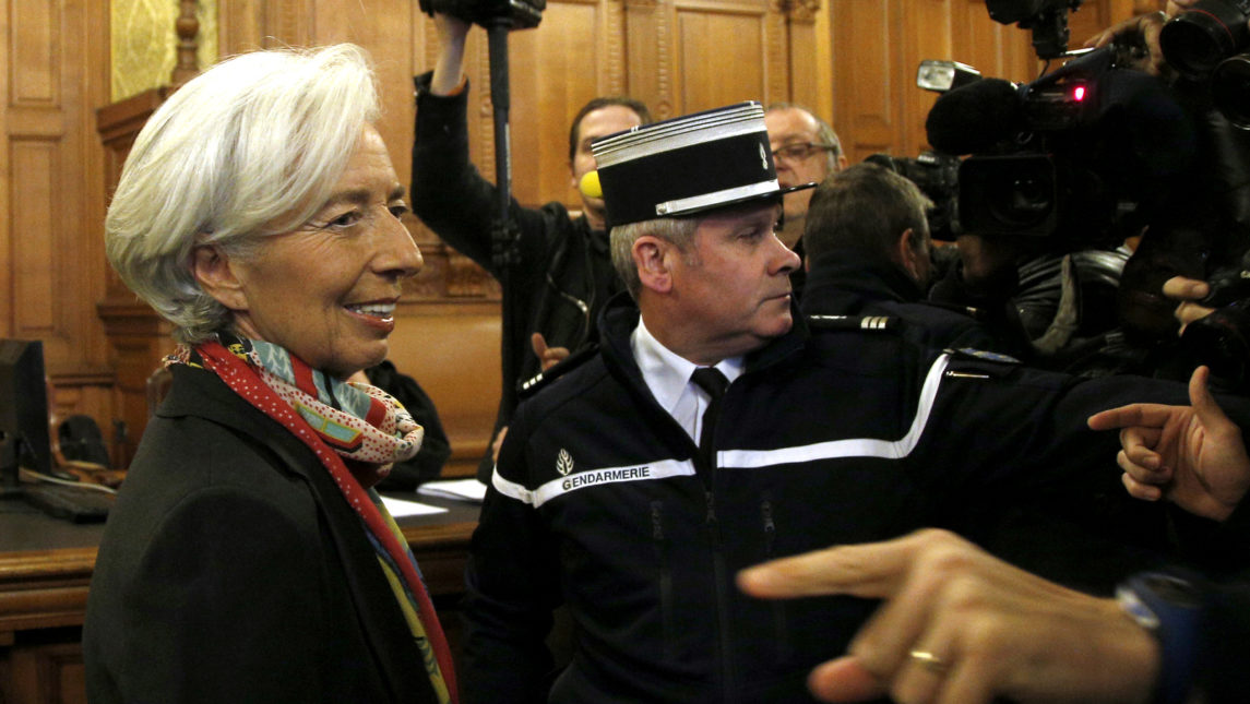 IMF Chief Convicted For Corruption, Spared Jail Time