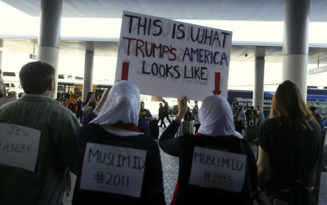 Executive Orders & Airport Protests: Trump Clashes With The CIA