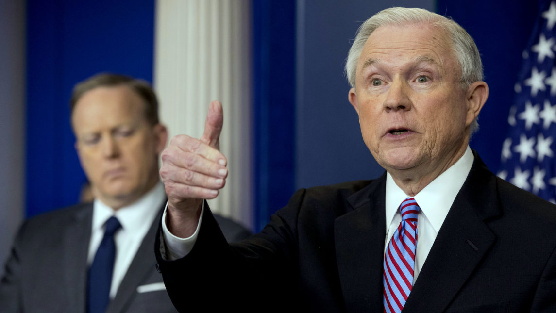Democratic Senators Ask Jeff Sessions To Explain Preet Bharara Firing