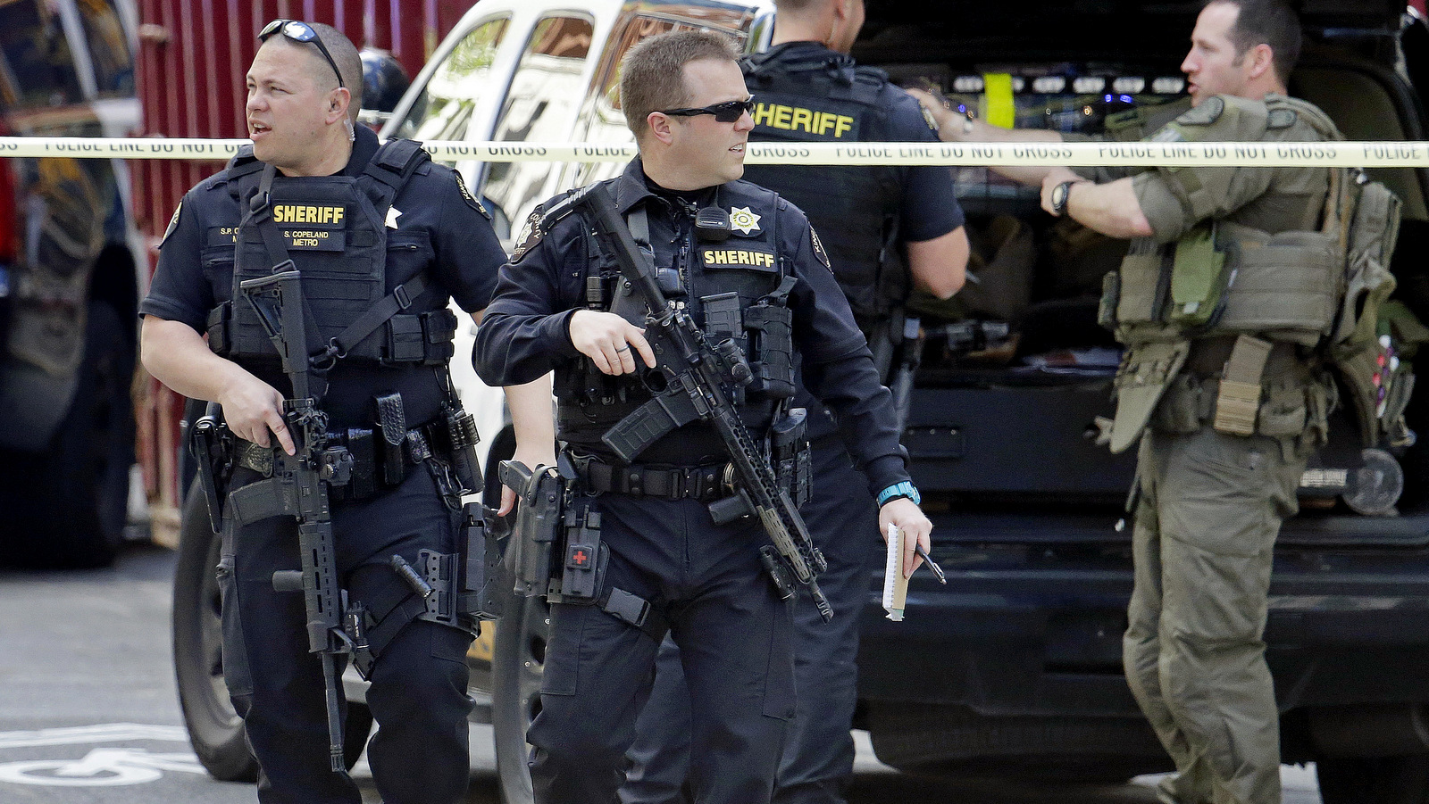 Seattle Cops Sue Over Police Reforms, Claiming They Violate Officers' Second Amendment Rights