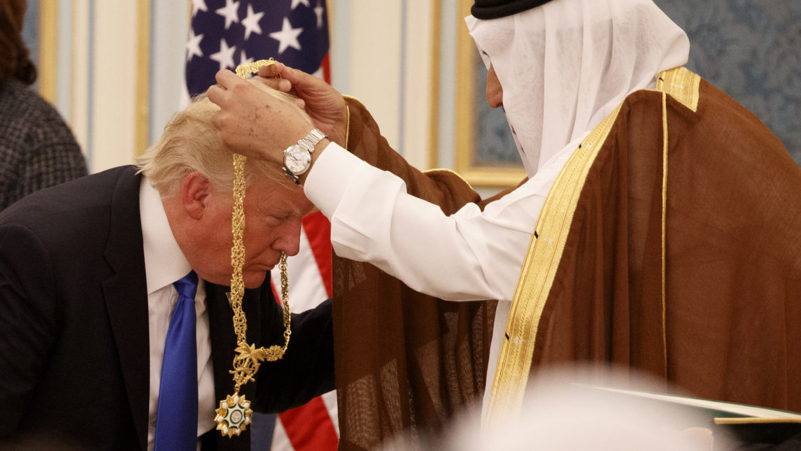 Trump's Plan To Reshape The Mid-East Through Saudi Arabia Unravels