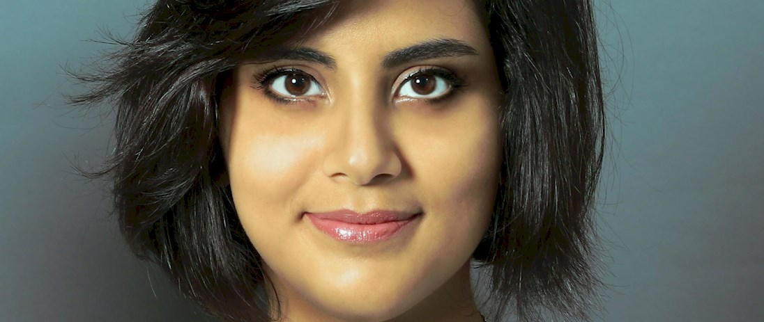 Loujain Alhathloul is a Saudi women's rights activist and a social media figure. She was ranked 3rd in the list of Top 100 Most Powerful Arab Women in 2015.