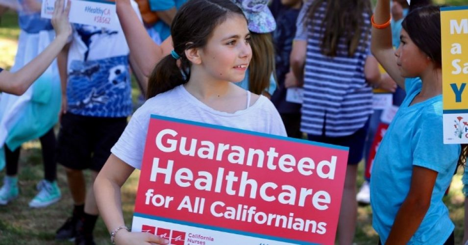 Ire For Democrat Who Pulled Plug On California's Single-Payer Bill