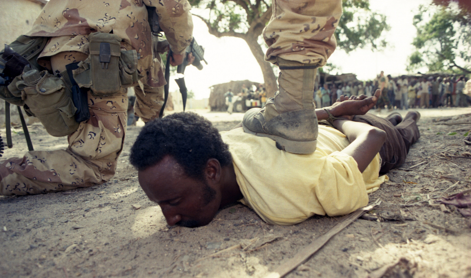 "NATO's ""War On Terror"" Leaves Famine, Disease In Its Wake In Africa"