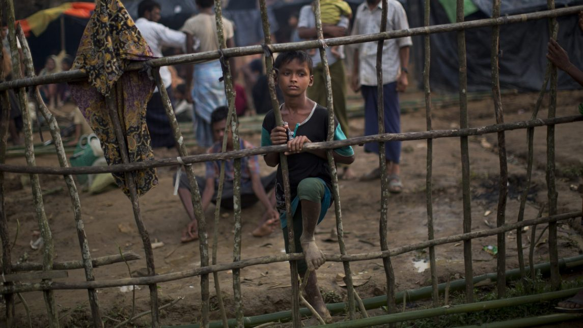 US May Finally Acknowledge Myanmar's Ethnic Cleansing Of Rohingya