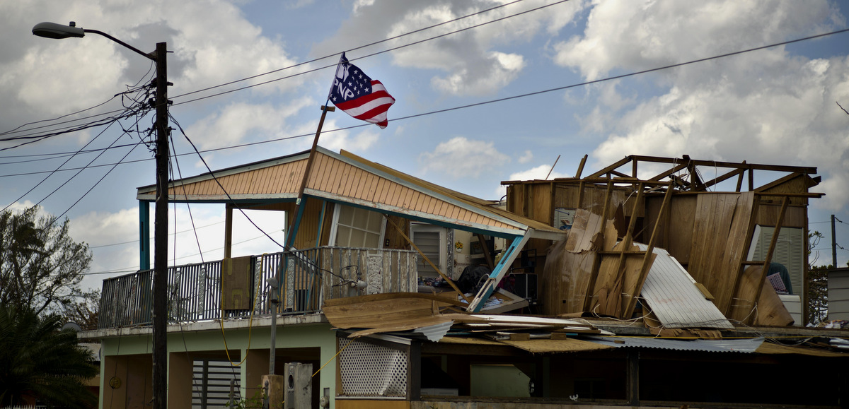 The Spiraling Crisis Of Puerto Rico