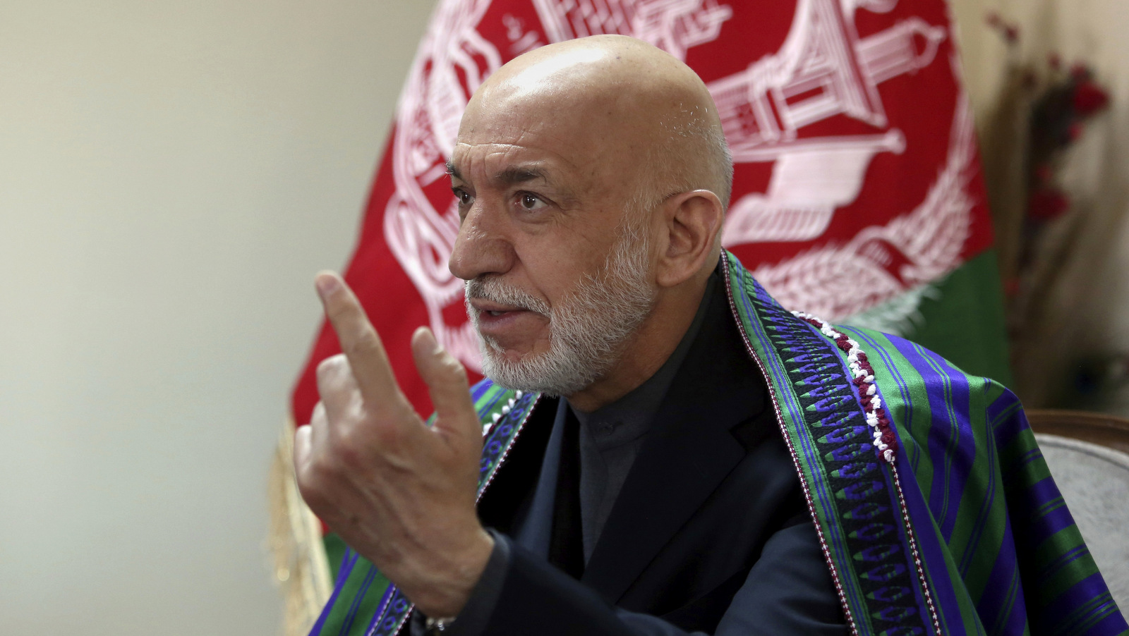 Former Afghan President Karzai: US Colluded with ISIS in Afghanistan