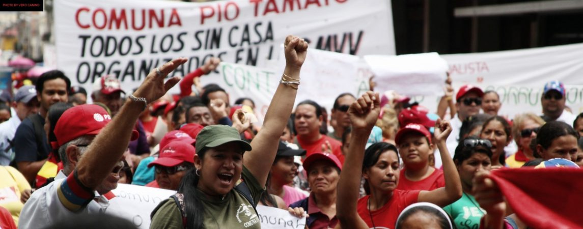 Venezuela's Communes Play Key Role in Countering Economic Crisis