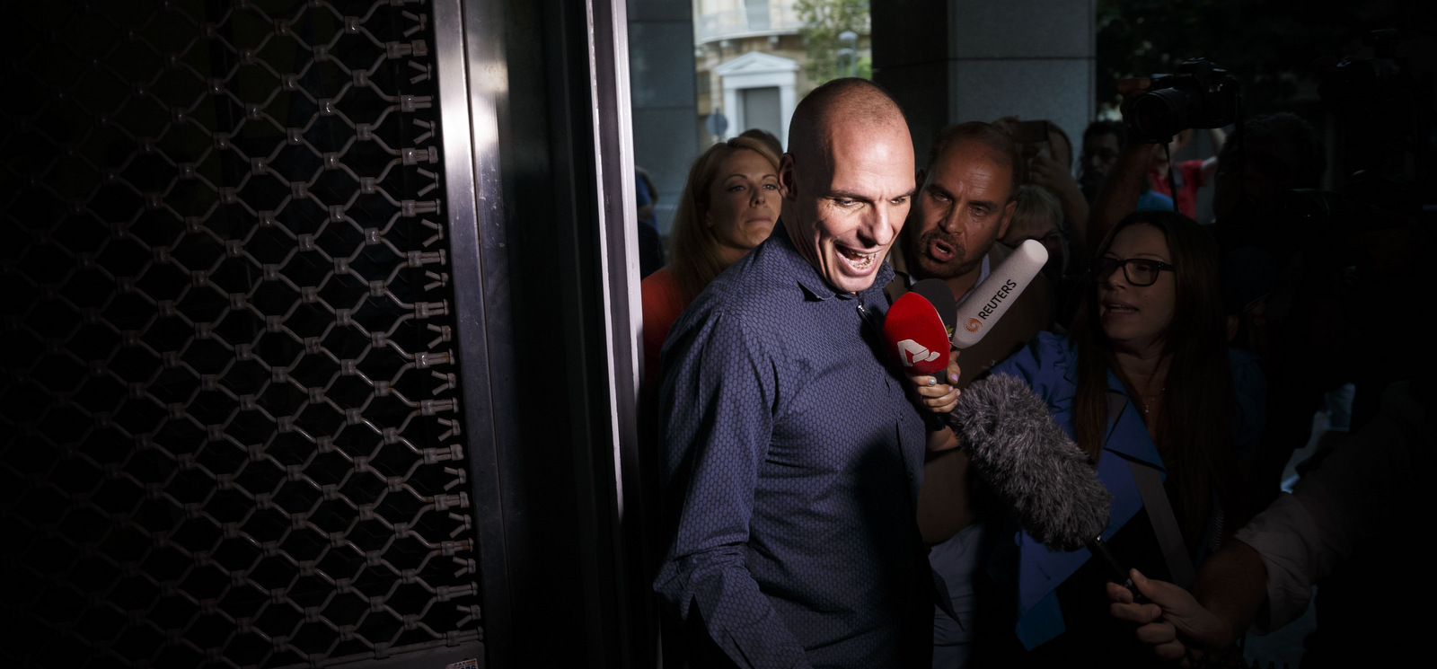An Insider's View of SYRIZA-Led Greek Capitulation to EU Blackmail