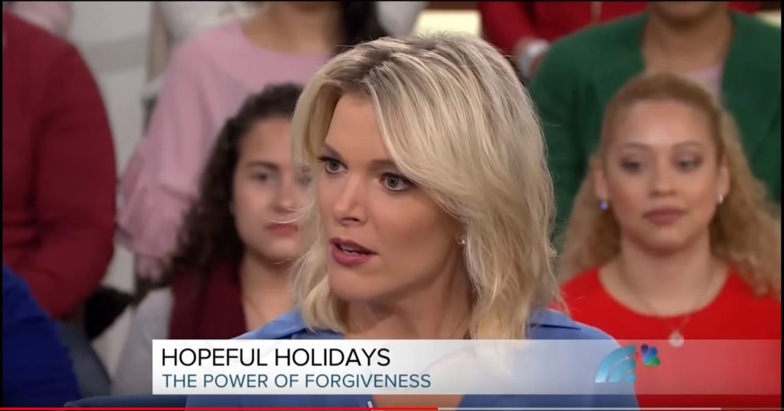 Megyn Kelly: Wrongly Convicted Black Men Can Forgive White Cops With God's Help