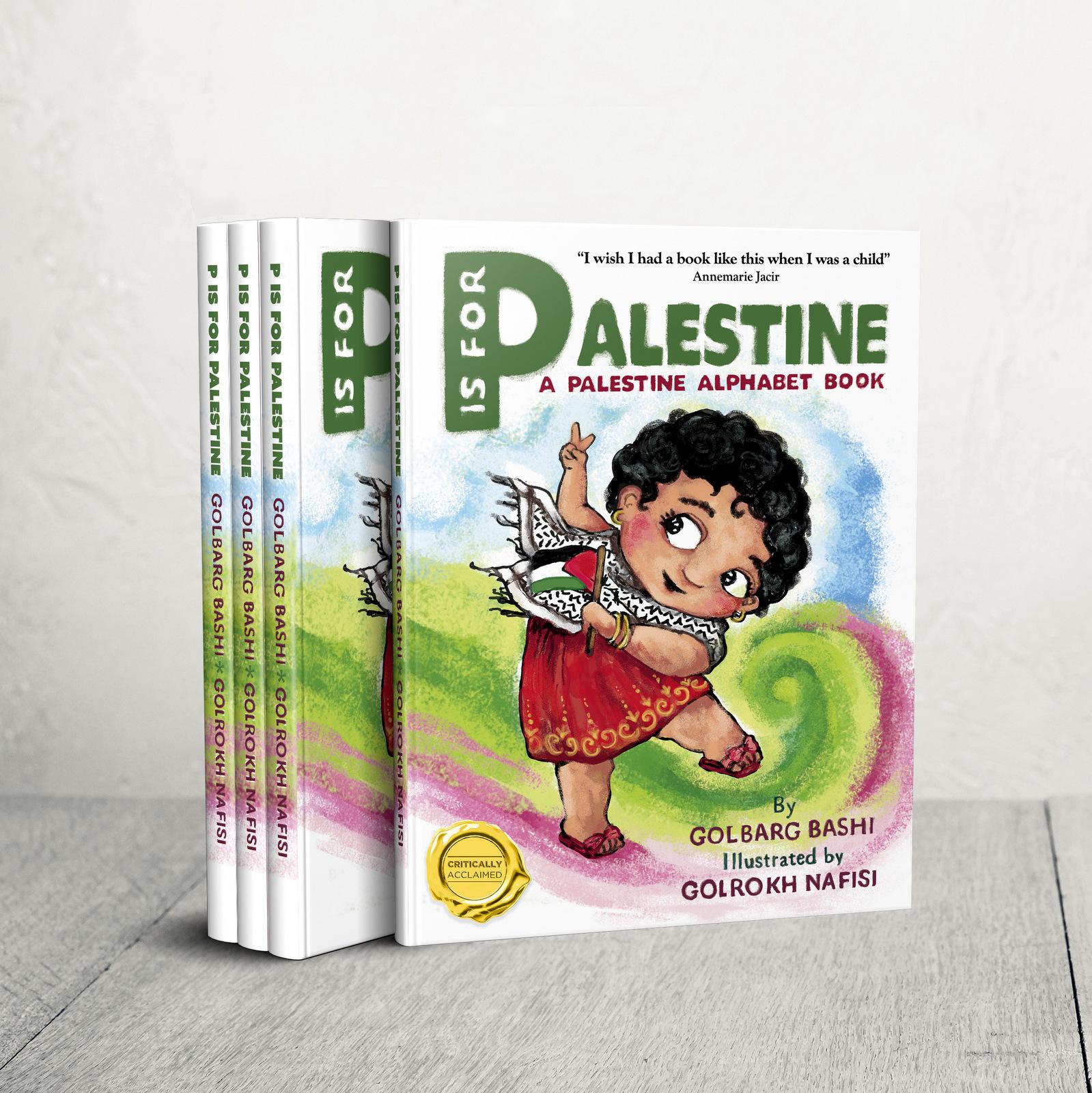 The team behind this book are Middle Eastern-Swedish storyteller Golbarg Bashi aka Dr. Bashi and Golrokh Nafisi, a globally acclaimed illustrator. (drbashi.com)