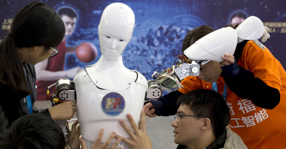 Who and What Will AI Serve? US and China Give Very Different Answers