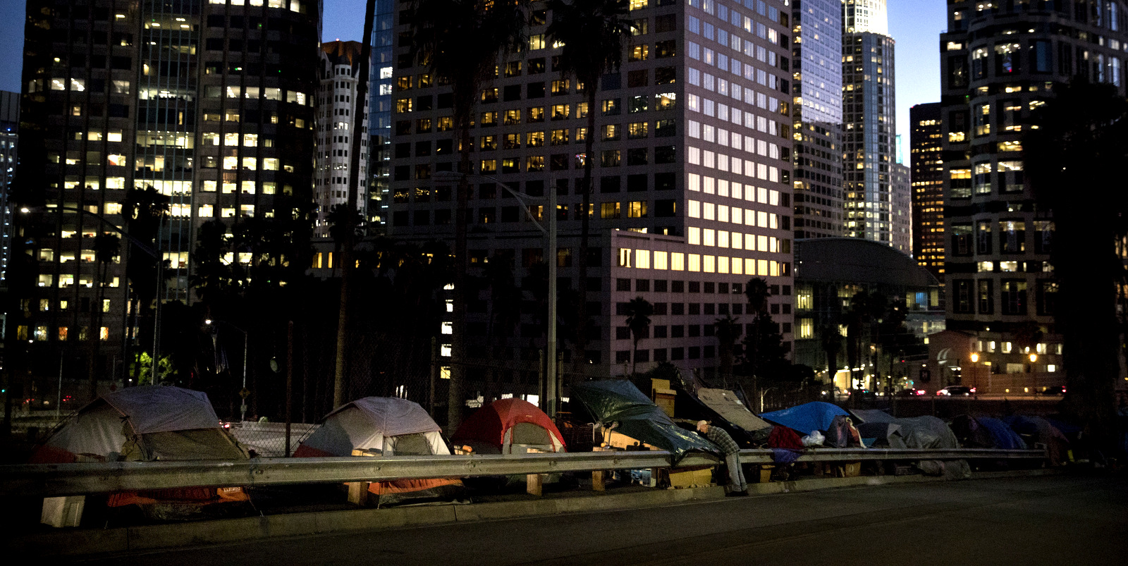 Golden State Engulfed In Poverty: California's Inequality Epidemic