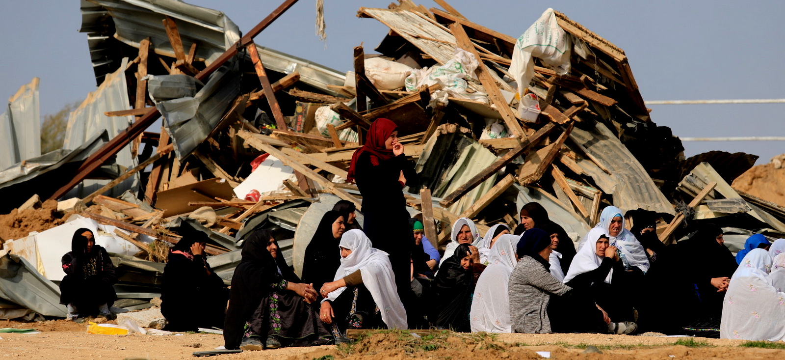 Israel Destroys the Homes and History of Palestine's Indigenous Bedouin