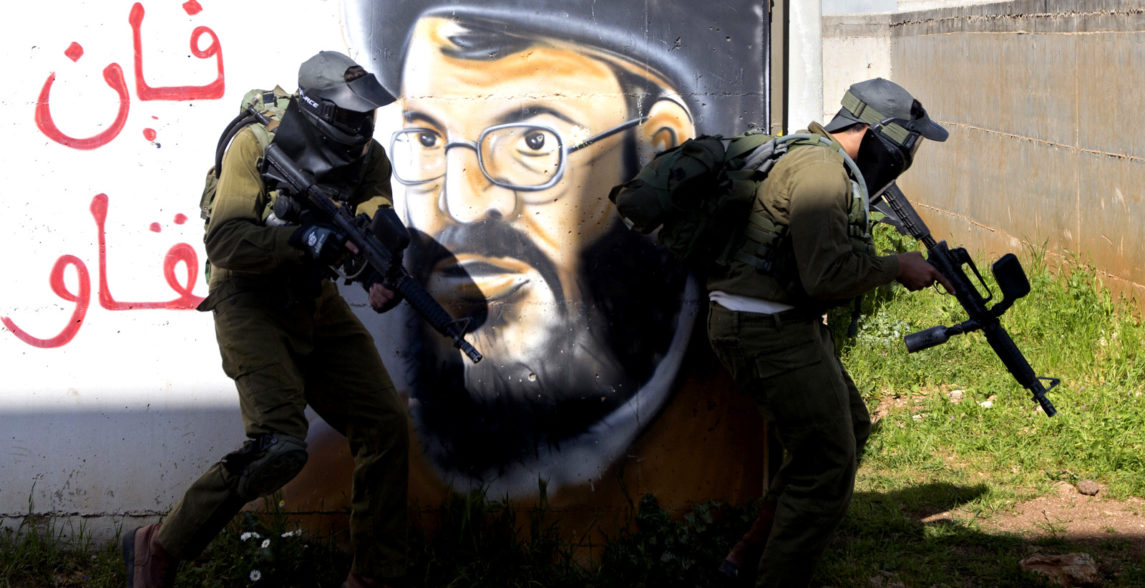 "Israelis Hope Swift Killing of Hezbollah Leader Nasrallah Will ""Decisively"" Win Next War"
