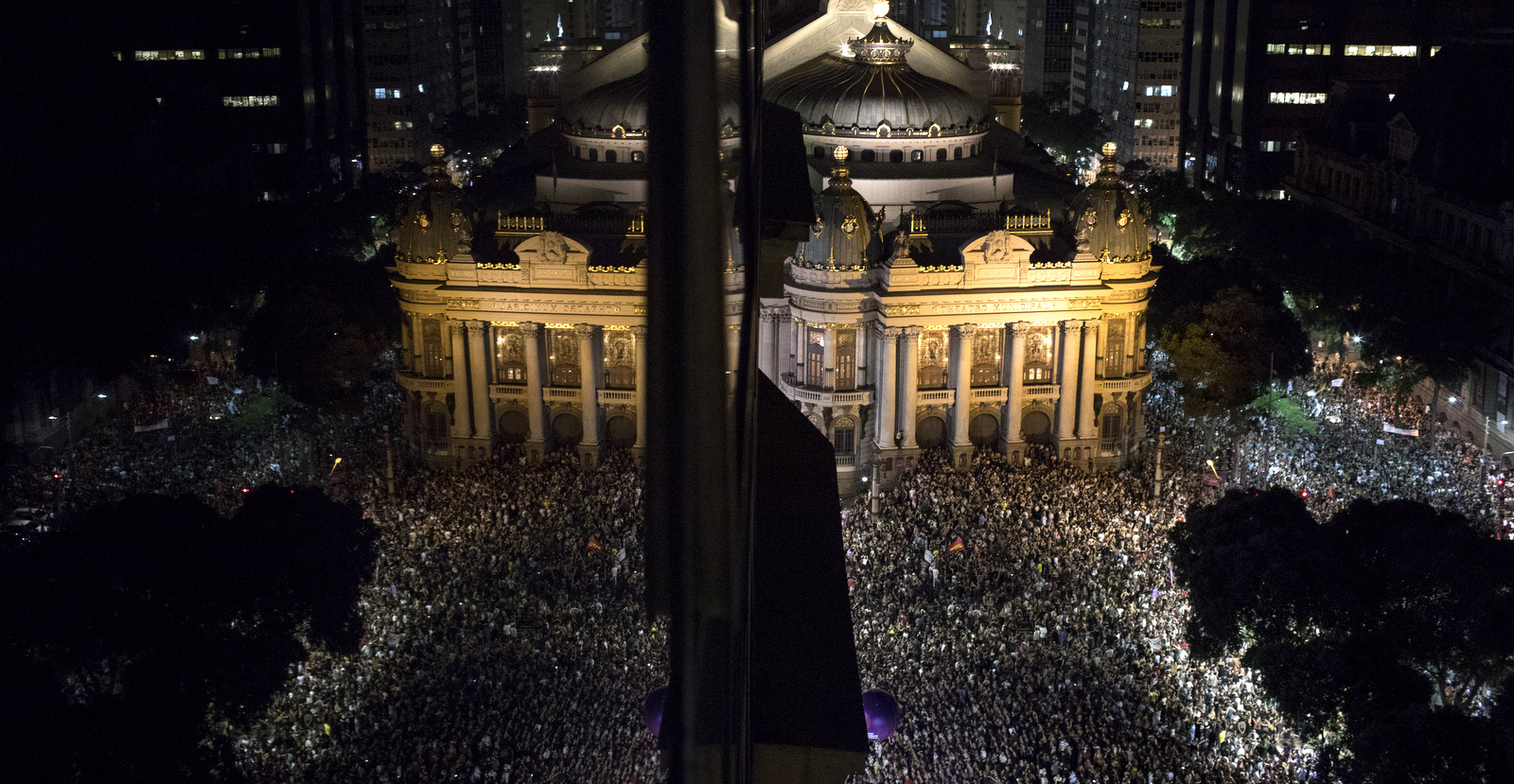 Death of Marielle Franco Shines Light on the White Collar Criminals Running Brazil