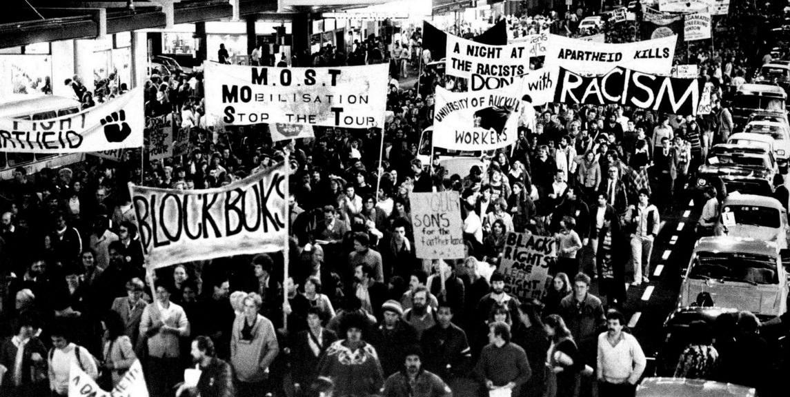 Historically Anti-Apartheid New Zealand Confronts Risks of BDS and Standing Up to Israel