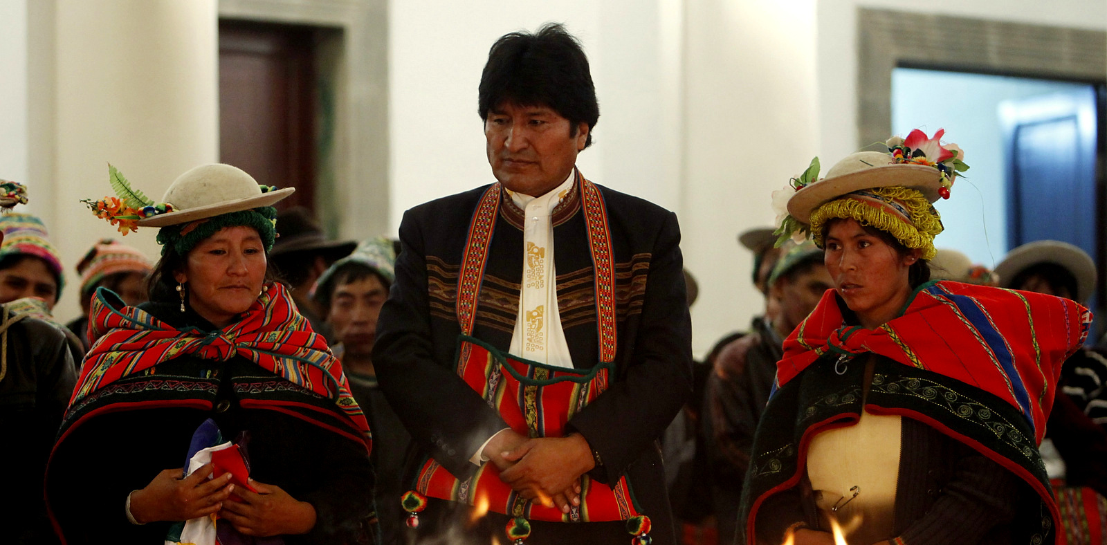 Another Latin American Soft Coup on Tap? Western Media Decries Evo Morales' Candidacy
