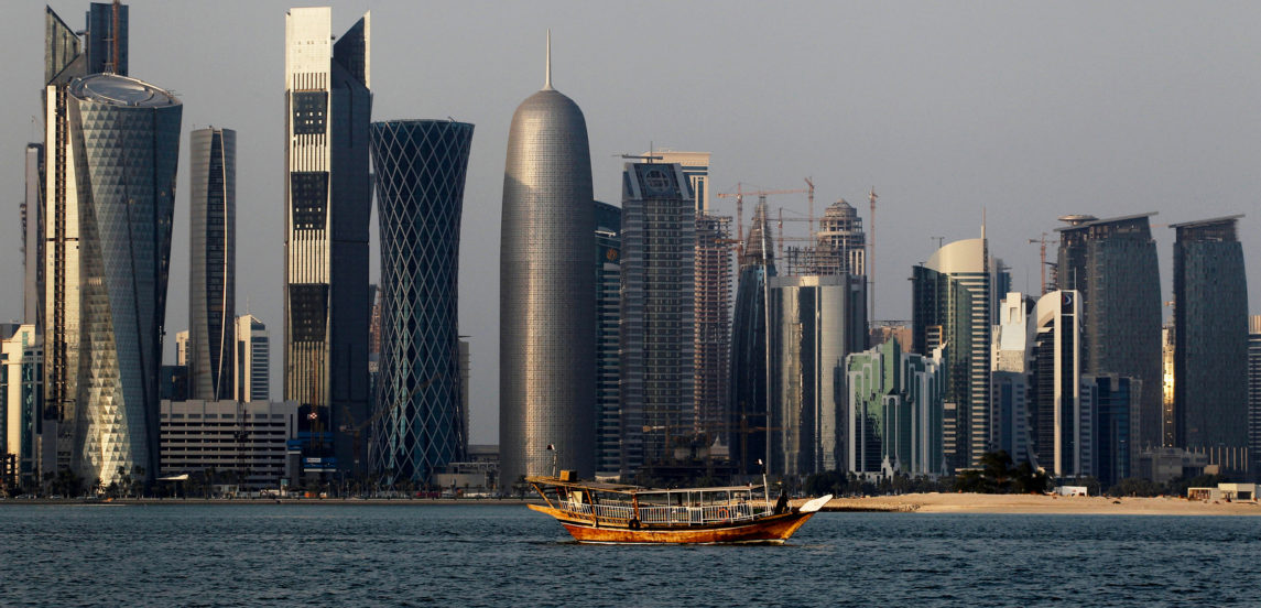 Saudi Arabia To Consider Digging Canal to Make Qatar an Island and Nuclear Waste Dump