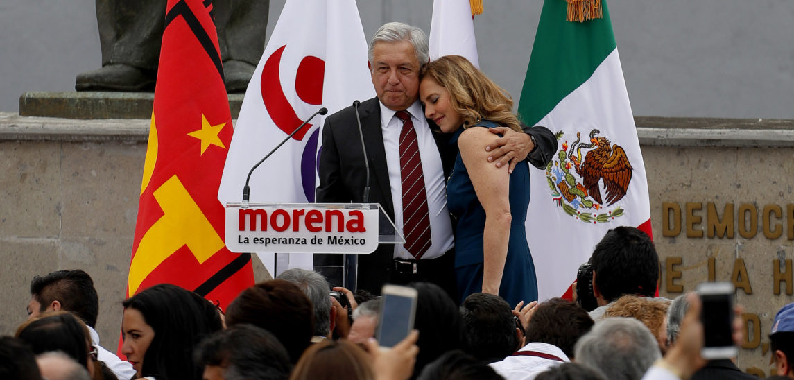Lopez Obrador's Commanding Lead in Mexican Polls Spells End of the Line for Establishment Parties