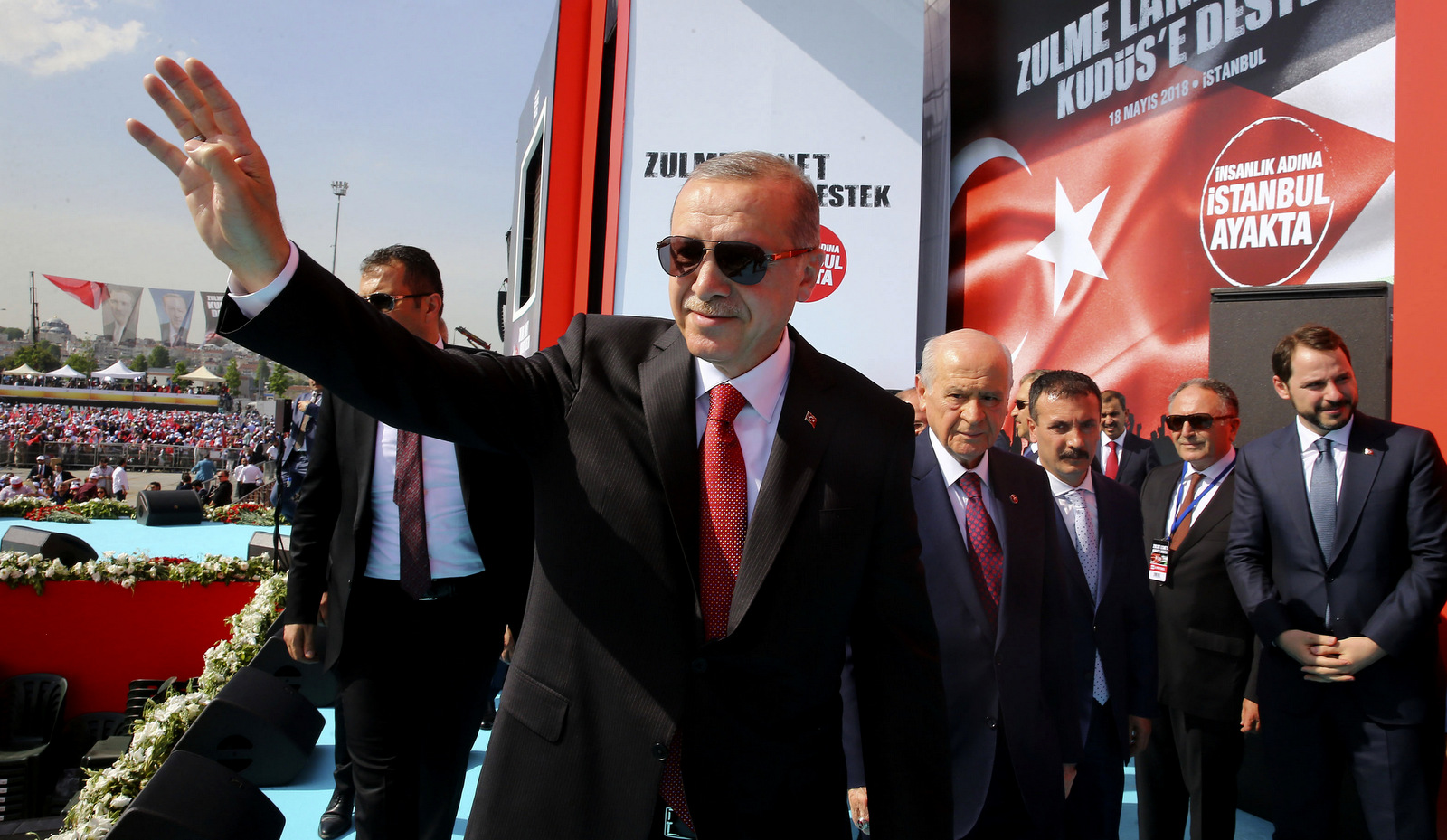 Why Turkey's Recep Erdogan Sometimes Says Cool Things