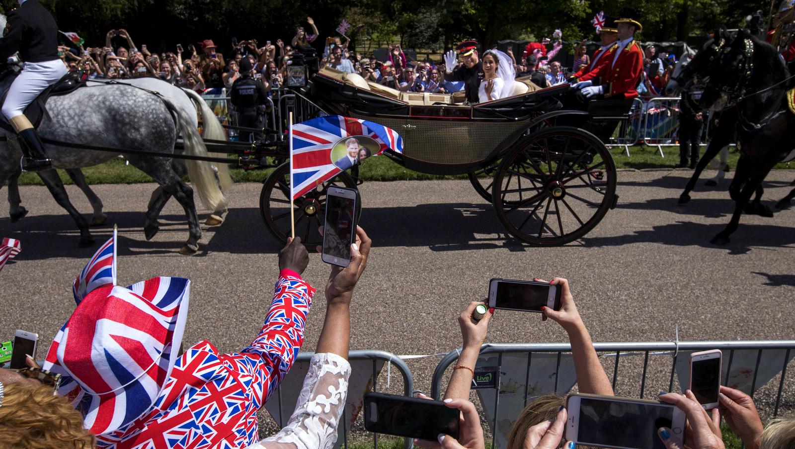 U.S. Media Coverage of Royal Wedding Was Stupid and Useless