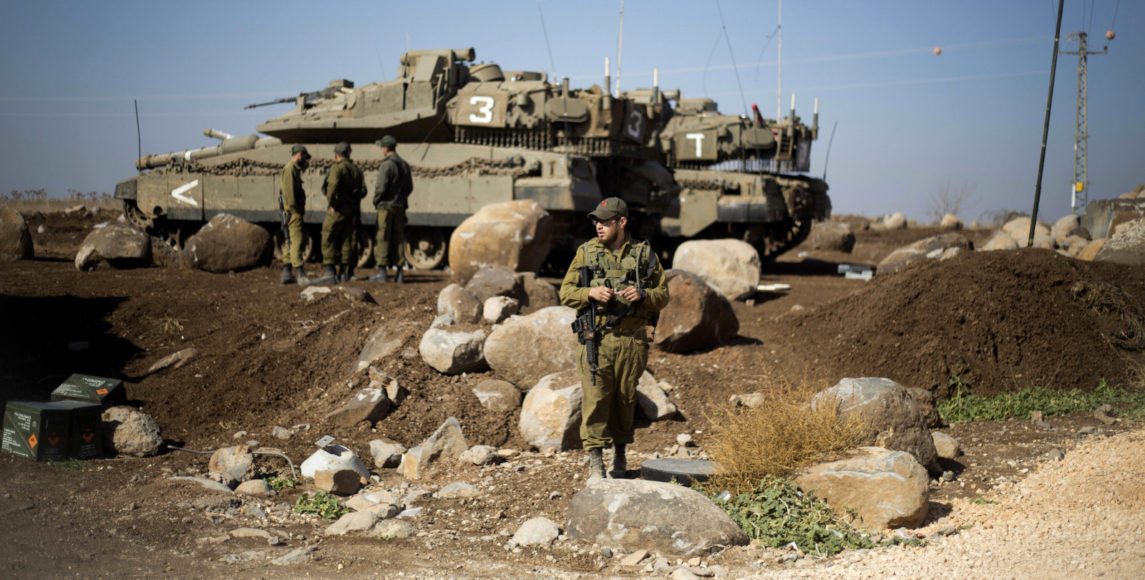 As Israel Prepares for War with Iran, Regional Powers Scurry to Take Sides