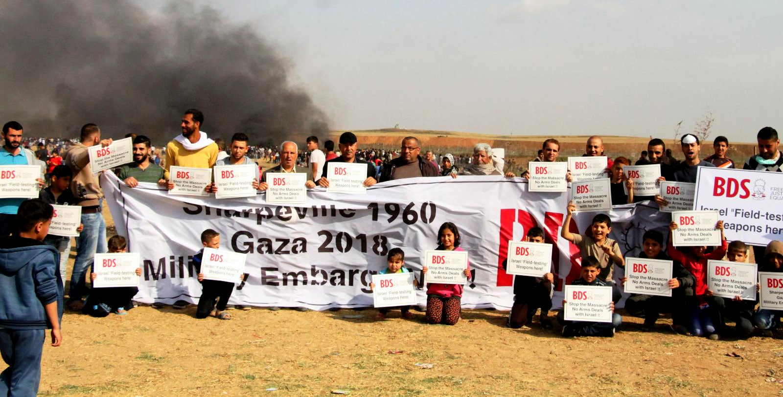 Gazans See Boycott, Divestment and Sanctions Movement As Last Hope for International Justice
